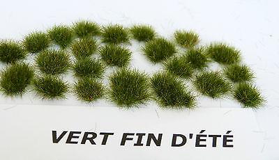 Apprensivo Lot De 50 Touffes D'herbes - Z - Vert Fin D'été