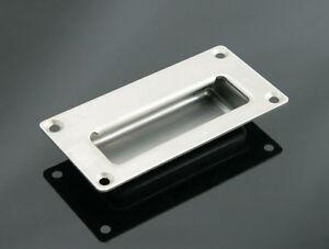 Image Is Loading Rectangular Flush Pulls Drawer Sliding Door Handle Stainless