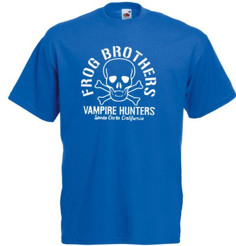 FROG BROTHERS chasseurs de vampires les garçons perdus Inspiré Homme Imprimé doux T-Shirt