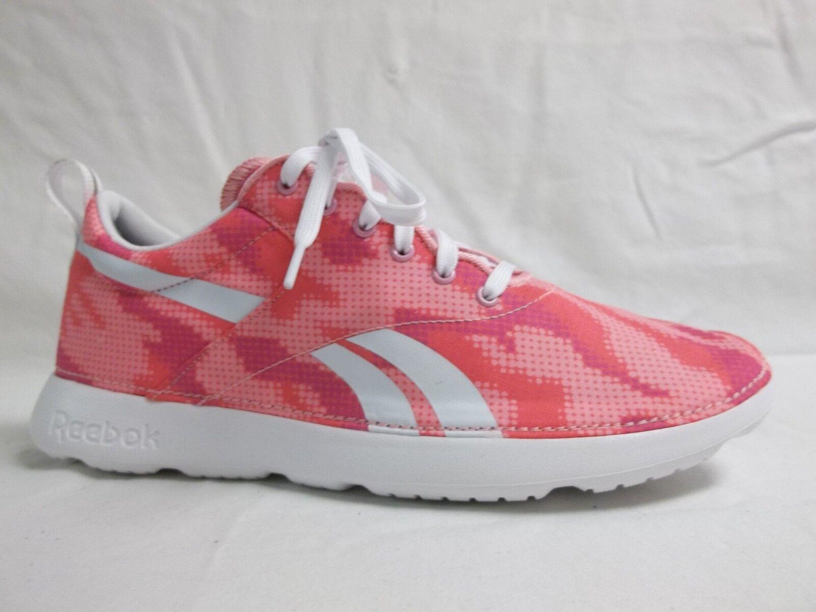 Reebok Größe 8.5 M Royal Simple Light Pink Running Sneakers NEU Damenschuhe Schuhes NWOB