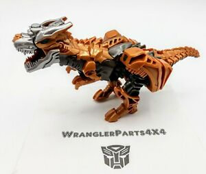 Transformers 2014 AoE Movie Grimlock Figure One Step Changer - Age of Extinction
