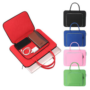 Laptop-Sleeve-Case-Computer-Carry-Bag-MacBook-Air-Handbag-For-Lenovo-ASUS-DELL