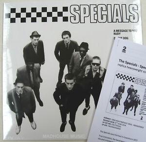 SPECIALS-LP-The-Specials-REMASTERED-2014-180-Gram-Audiophile-Debut-Vinyl-PROMO