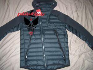 NIKE-SPORTSWEAR-Tech-Fleece-Aeroloft-Hooded-Jacket-806838-364-PARKA-down-filled