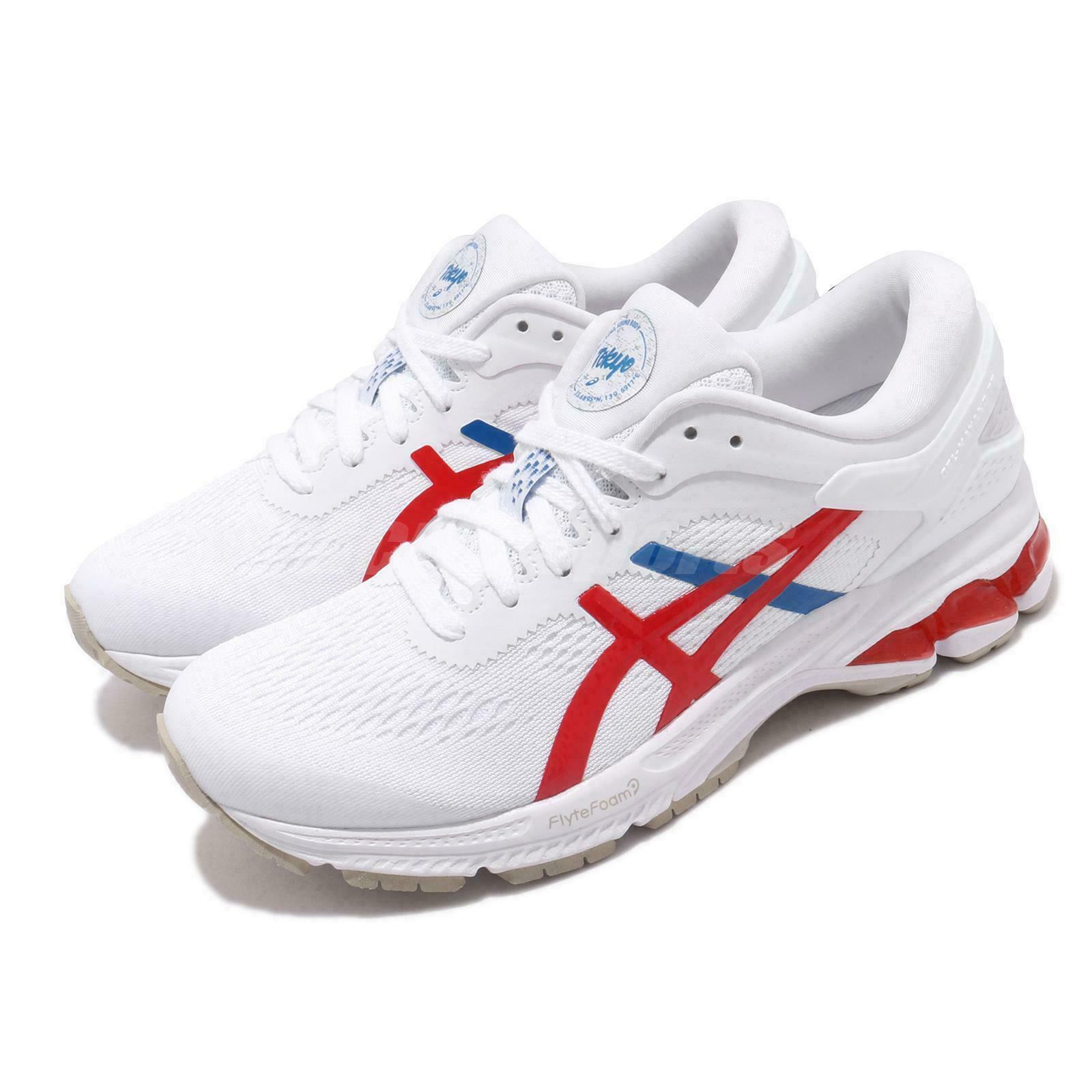 Size 11.5 - ASICS GEL-Kayano 27 White Peacoat