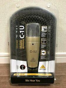 Behringer C-1 Studio Condenser Microphone