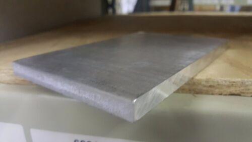 "3//4/"" x 4/'/' Aluminum 6061 Flat Bar Mill Stock Sheet Plate 4/"" length"