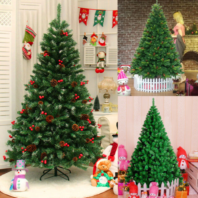 Artificial Christmas Tree Clearance.Prolific Christmas Tree 3 8ft Medium Small Large Artificial Pine Trees Frosted
