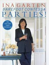 *Like New* Barefoot Contessa Parties! by INA GARTEN (2001) Hardcover