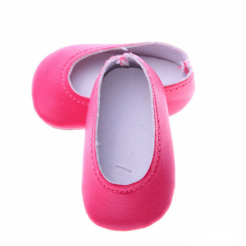"""Doll Clothes 14.5/"""" Shoes Pink Made To Fit 14.5/"""" AG WELLIE WISHER DOLLS"""
