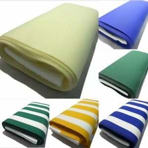 Tessuto Per Sedie A Sdraio.Tessuto Tela Per Sedia A Sdraio A Metraggio Tinta Unita Per Sdaio