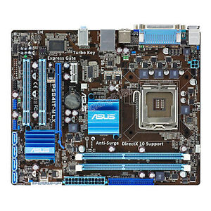For-ASUS-P5G41T-M-LX-Intel-Socket-LGA-775-uATX-Motherboard-DDR3-8GB-Mainboard