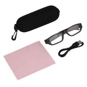 6464ead27e Spy Sunglasses HD DVR Glasses Hidden Camera Video Recorder TF Slot ...