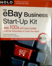The Ebay Business Start Up Kit With 100s Of Live Links To All The Information And Tools You Need By Richard Stim 2008 Trade Paperback Revised Edition For Sale Online Ebay