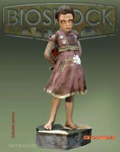 Bioshock Little Sister * 1:1 Full-Life-Size Statue/FIGURE * Oxmox auch Mist * NEU
