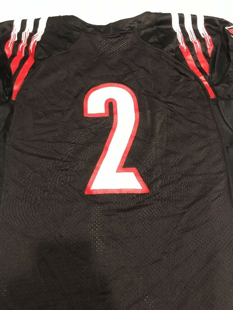 best website 61e61 a3aaf ... Game Worn Used Louisville Louisville Louisville Cardinals UL Football  Jersey Adidas Size 46 a38306