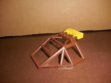 LEGO Windscreen 10 x 14 x 2 2/3 Roll Cage Brown Rock Raiders Roll