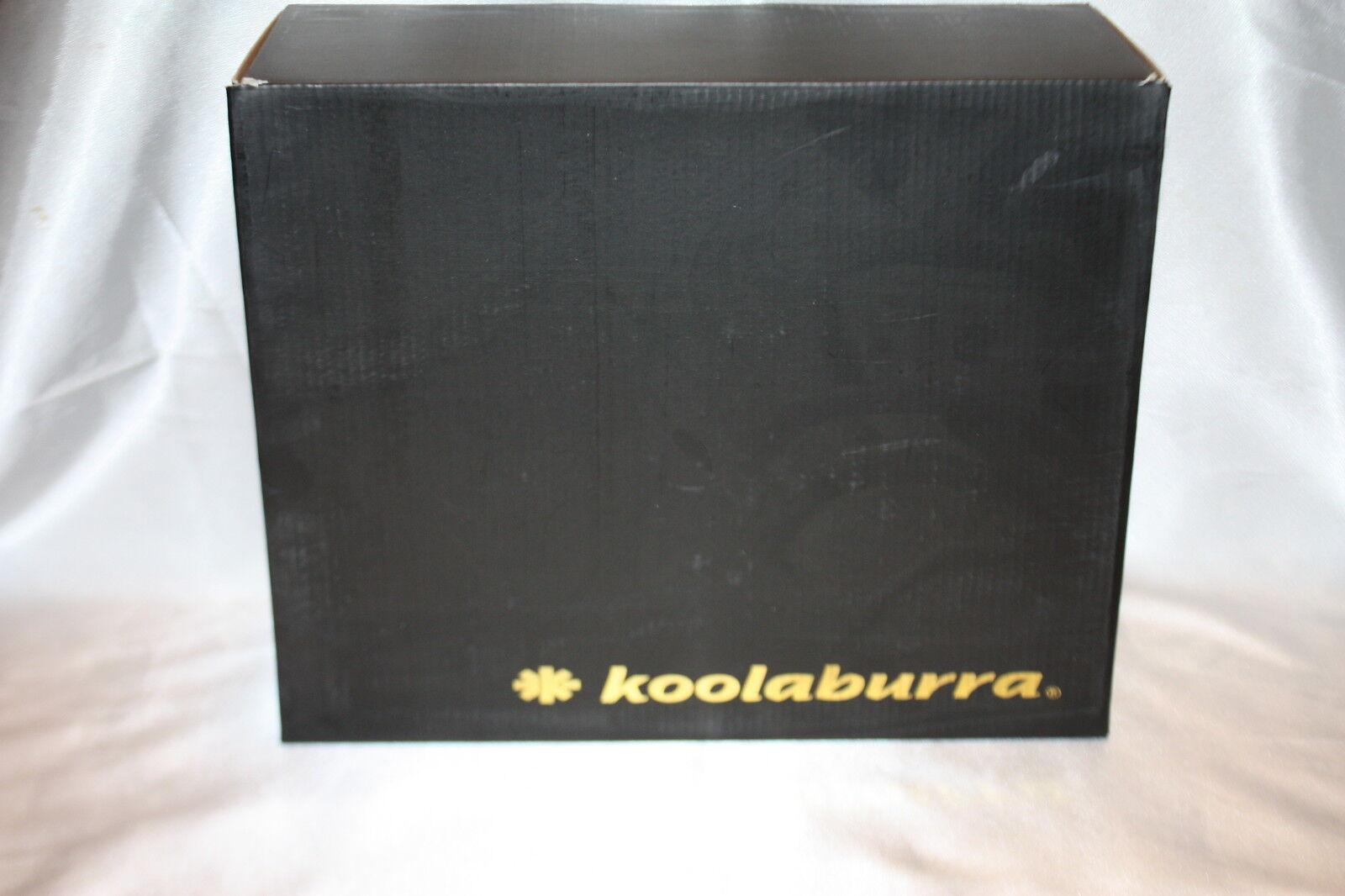 NEW Clogs  KOOLABURRA Chestnut Suede Sheepskin Shearling KHLOE Clogs NEW Mules 11 198 087761