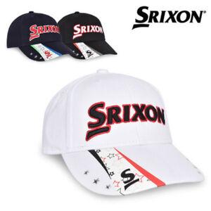 928efe610a6 DUNLOP SRIXON Star Motif Cap Golf Hat 3Colors GAH-17072I Sports Gift ...
