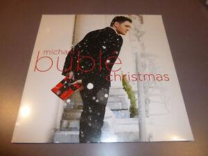 MICHAEL-BUBLE-Christmas-LP-180g-Vinyl-Neu-amp-OVP