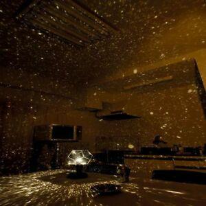 LED Star Starry Night light Sky Projector Lamp Cosmos Master Flash Gift Roma US,