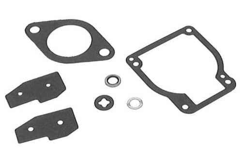 3X Genuine Carburettor Gasket Kit Mercury Mariner 40HP thru 90HP 2Str Outboard