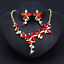 Women-Chunky-Fashion-Crystal-Bib-Collar-Choker-Chain-Pendant-Statement-Necklace thumbnail 100