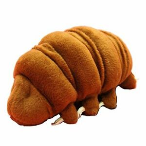 TST-ADVANCE-Water-Bear-Stuffed-Toy-Brown-by-Hamee-7577-Japan
