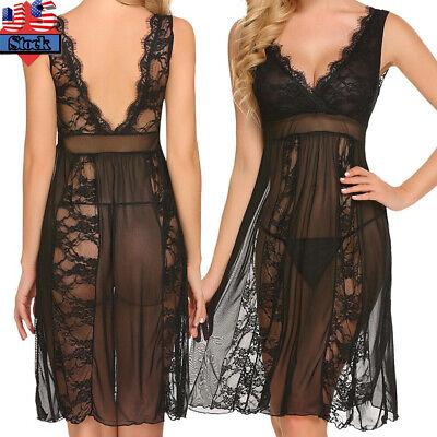 M Women/'s Housecoat /& Nightie Sleepwear 2XL L XL