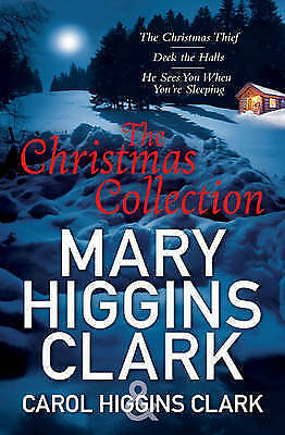 1 of 1 - Mary & Carol Higgins Clark Christmas Collection, Book, New