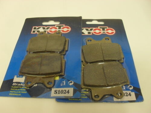 1990 - Brake Disc Pads Front Kyoto Fully Faired Yamaha RD 350 FII YPVS CC