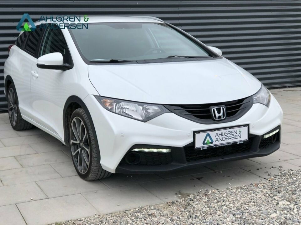 Honda Civic 1,6 i-DTEC Sport Tourer Diesel modelår 2014 km