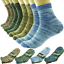 For-Mens-6-Pairs-Ankle-Quarter-Crew-Socks-Casual-Thin-Galaxy-Cotton-Stretch-9-13 thumbnail 2