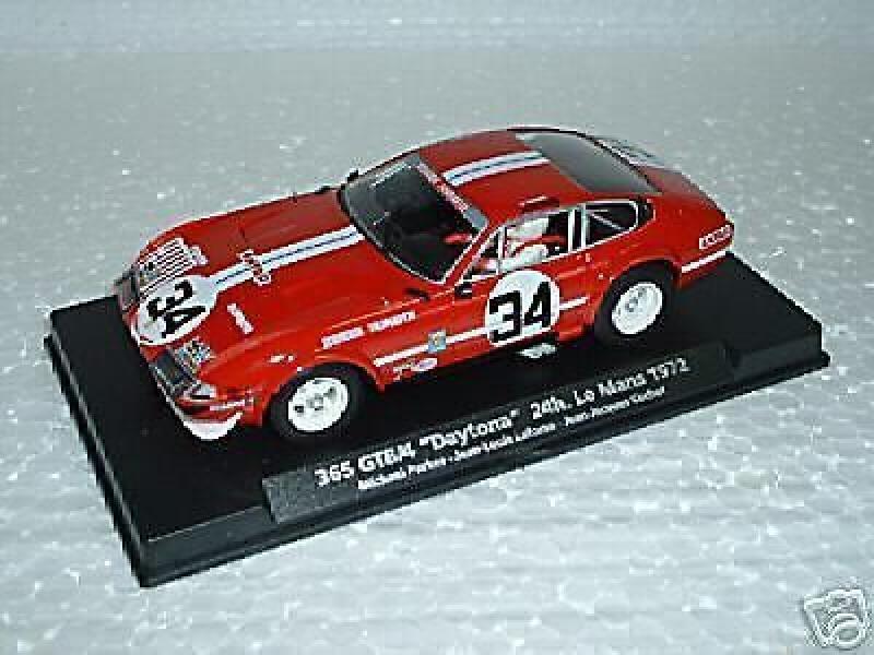 Fly A-656 Ferrari 365 GTB 4  Daytona  24h. Le Mans 1972 Tarifa Plana gastos envi