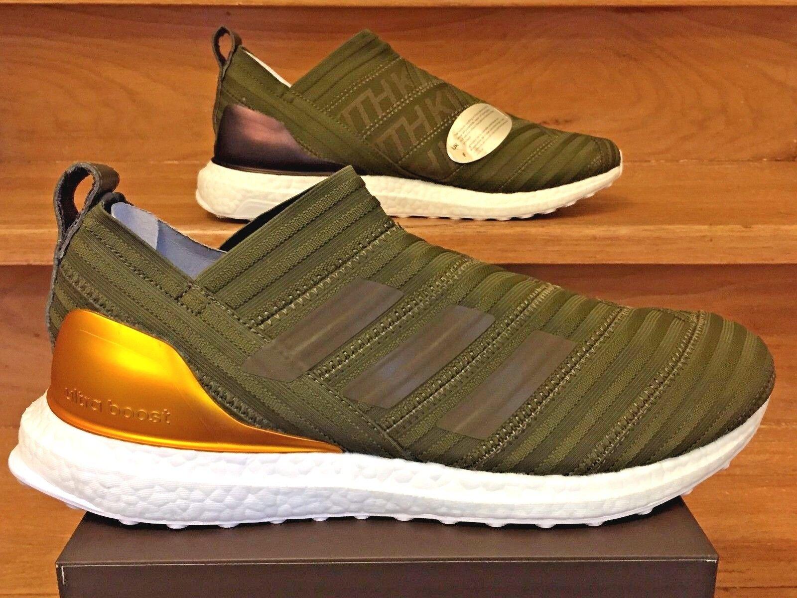 KITH x Adidas Nemeziz Ultra Boost 17+