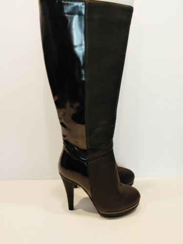 Women's Pre Owned Fetish Style Boots By Shoedazzle