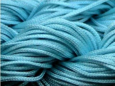 1mm Braided Nylon Cord From £0.99p per 25M- Buy 2 get 1 FREE- Choice of colours