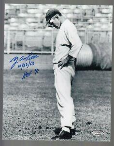 Y-A-Tittle-Signed-Auto-B-amp-W-Giants-8x10-Photo-W-HOF-71-SCH-Auth-27707-38