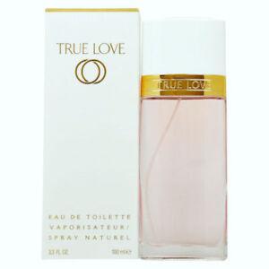 True-Love-for-Women-by-Elizabeth-Arden-Eau-de-Toilette-Spray-3-3-oz-New-in-Box