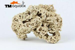 10 kg de calcaire clair Ocean Rock Malawi, cichlidés, aquarium, pierres, réservoir