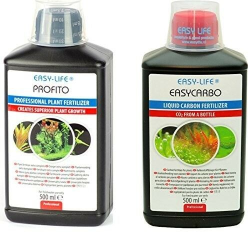 SET OF ONE BOTTLE OF EASY-CARBO 500ML AND A BOTTLE OF PROFITO 500ML