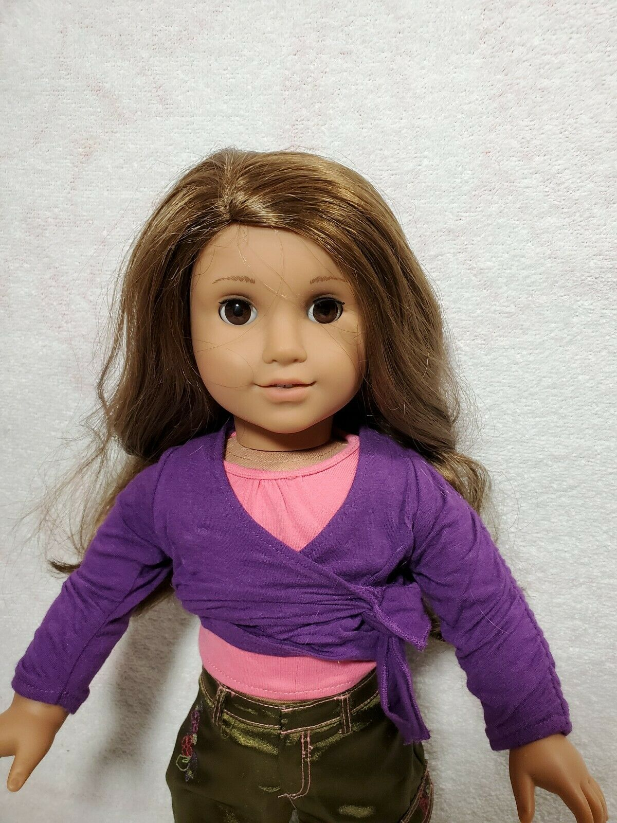 American Girl Marisol Doll Girl of the Year 2005