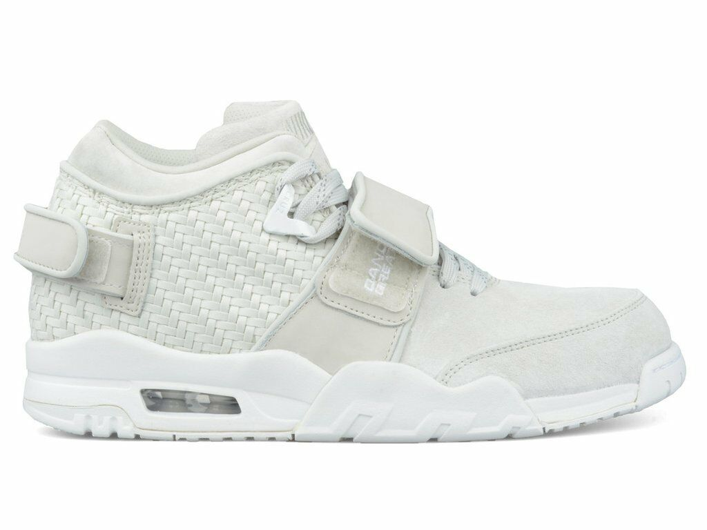 SALE NIKE AIR TRAINER V CRUZ VICTOR LIGHT BONE SAIL 777535 003 GIANTS