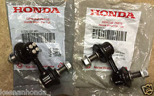 Genuine OEM Honda Civic CR-V Element Front Sway Bar End Link Kit With Nuts Links