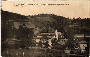 CPA GRÉZOLLES - Orphelinat Agricole d'Aix (165969)