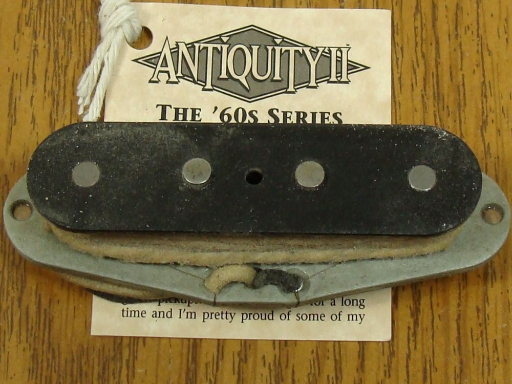 Seymour Duncan Antiquity For Jazz Bass Bridge Pickup 11044-02 Fender Replacement