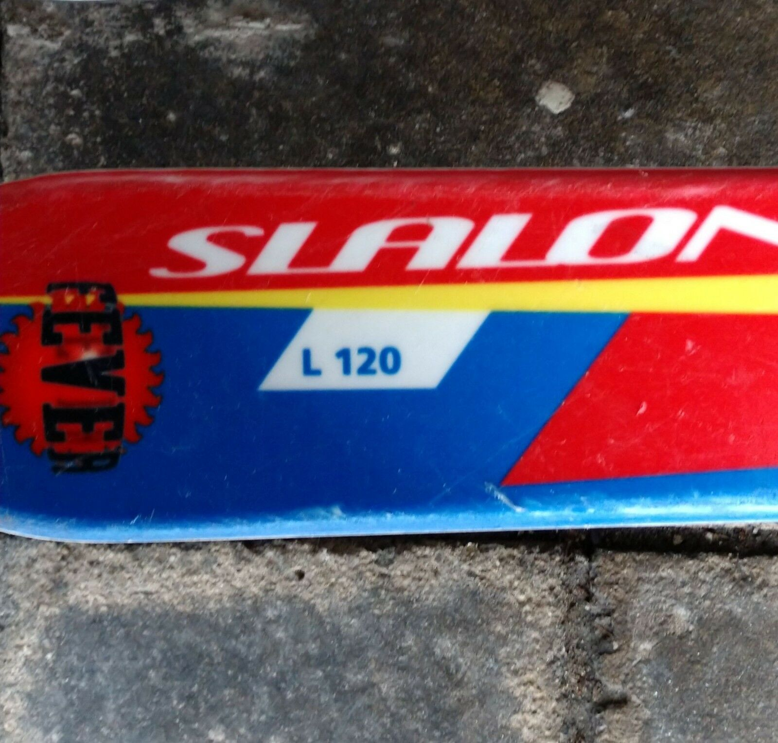 Slalom Fever Ski Ski Ski 120cm Atomic K2 Head Ski Allround Carver Alpin 48bb9f