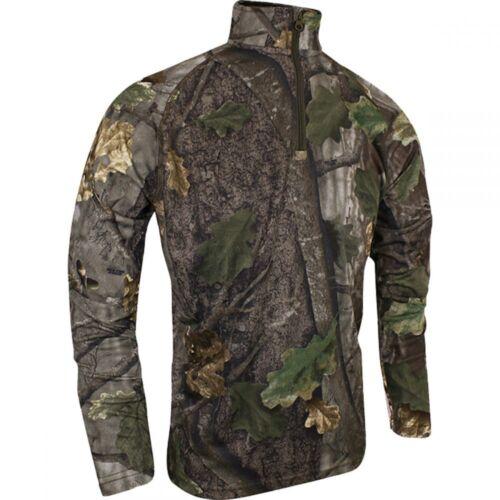 Jack Pyke Rapido Wick Armour Top Long Sleeve Tee Shirt in Evo Mimetico