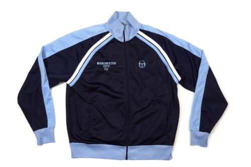 3xl Chaqueta marino pecho 48 azul superior City Sergio Tacchini Retro hombre Xxxl q8AUwHg