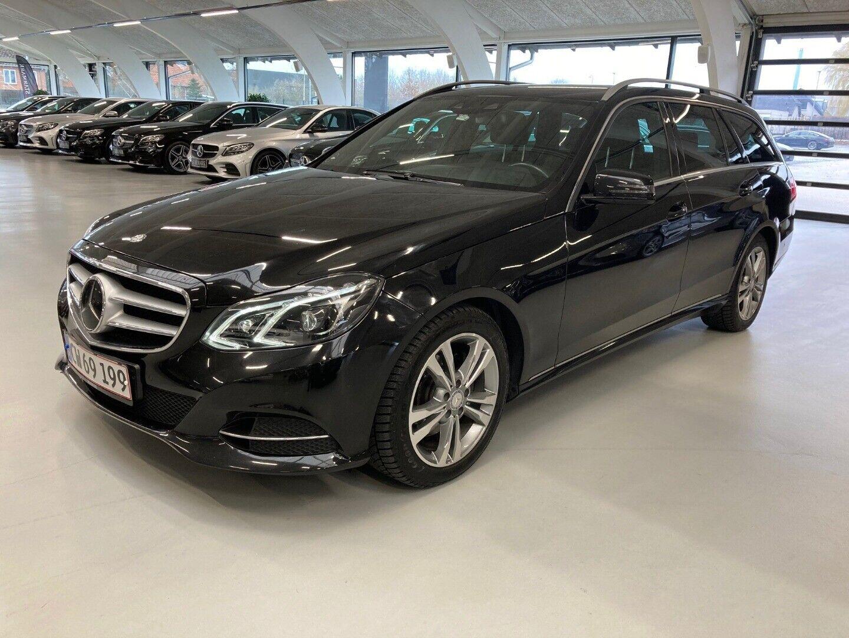 Mercedes-Benz E350 3,0 BlueTEC Avantgarde stc. aut.